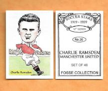Manchester United Charlie Ramsden 26 (FC)